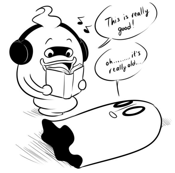 Whisper And Napstablook Super Cute Ghosts Hanging Out Yes Yes