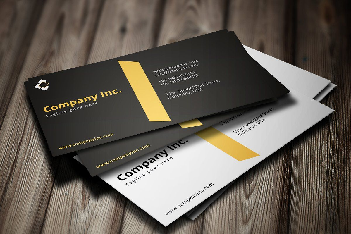 Business Card Business Card Mock Up Business Cards Creative Templates Business Cards Creative