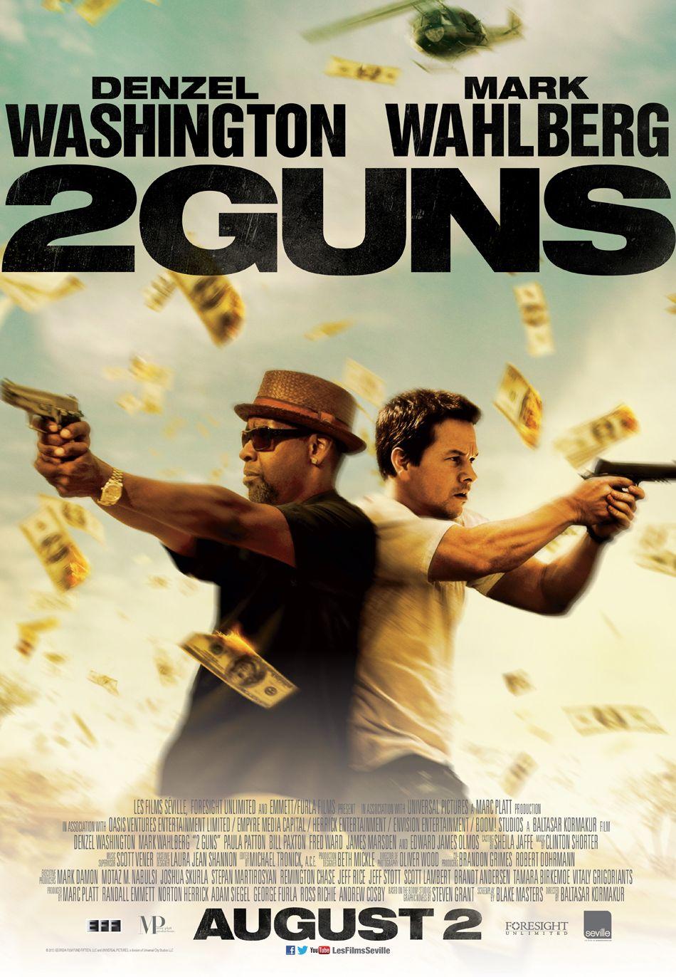 2 Guns [2013]