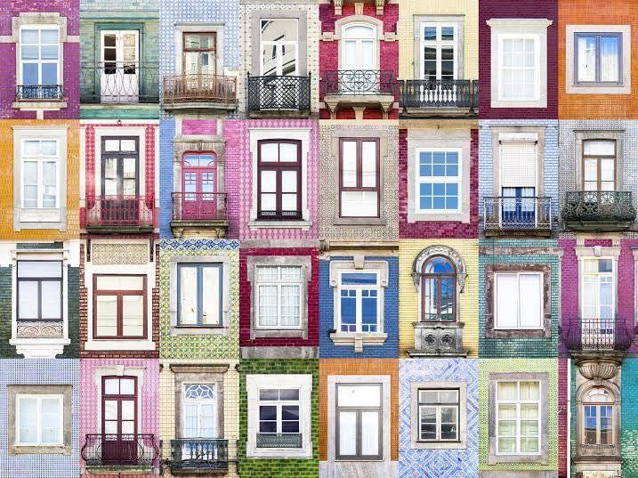 Janelas do Porto por André Vicente Goncalves