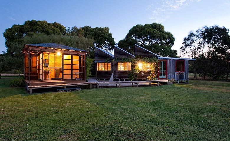 Great getaway, near the beach -- Walkerville Shack in South Gippsland Prom Coast, Australia