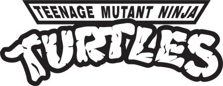 Teenage Mutant Ninja Turtles Logo Vector Cricut Projects Vinyl Silhouette Vinyl Ninja Turtles Wall Art