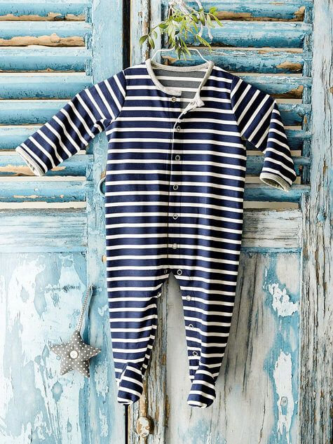 Babystrampler aus Jersey | Selber nähen, Drucken und Nähen baby