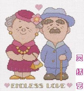 схема вышивки крестом любовь на всю жизнь