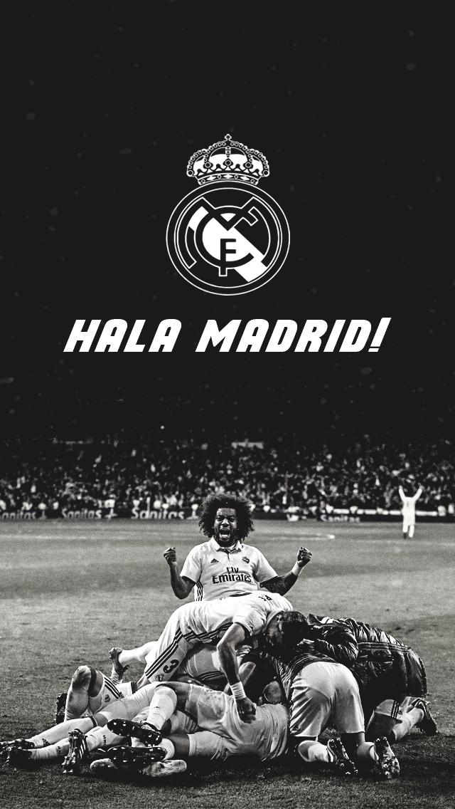Hala Madrid Realmadrid Real Madrid Wallpapers Real Madrid Team Madrid Wallpaper