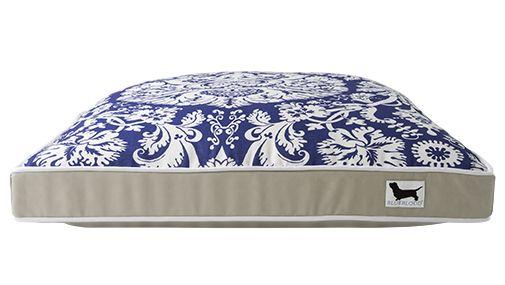 marina dog bed at blueblood