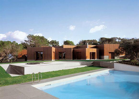 Casa Alemao, Alvaro Siza