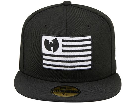 a40aa9cdb5aa0 Wu-tang Flag 59fifty Fitted cap