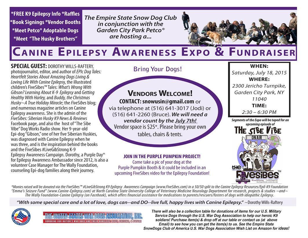 How To Help Dogs With Epilepsy Fidose Of Reality Epilepsy Dog Club Dog Garden
