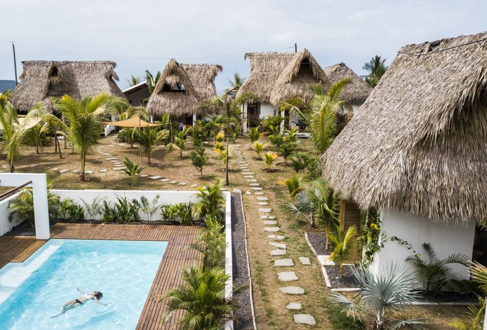 Swell Surf Lifestyle Hotel By Elan Ibghy Marie Bonnefond In 2020 Surf Lifestyle Swell Surf Beach Cottages