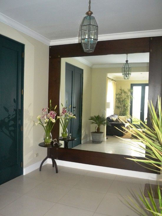 contemporary entry mirror design pictures remodel decor on ideas for decorating entryway contemporary wall mirrors id=67764