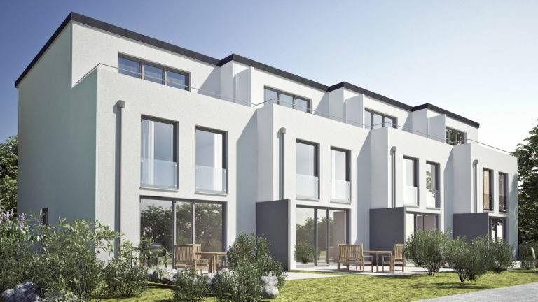 Reihenhaus in 2020 Haus, Reihenhaus grundriss, Reihenhaus