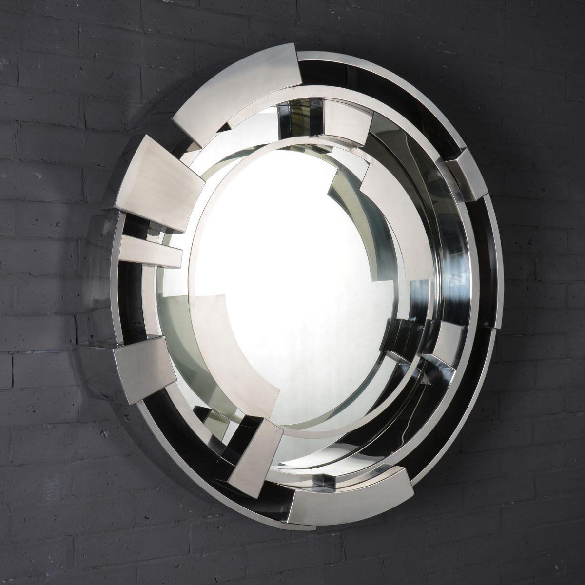 Зеркало VORTEX Коллекция Vortex by Michael Yeung Design   дизайн Michael Yeung
