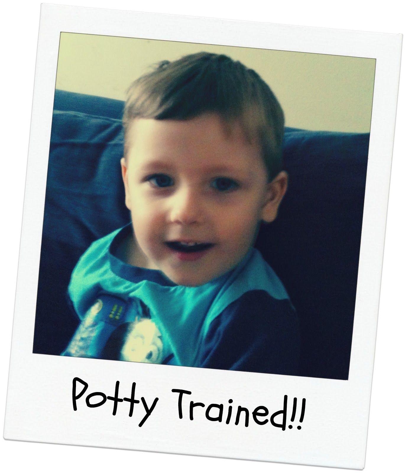 how to potty train my baby