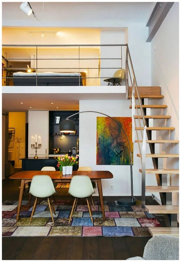 65+ small city loft with comfortable style to inspire you ...