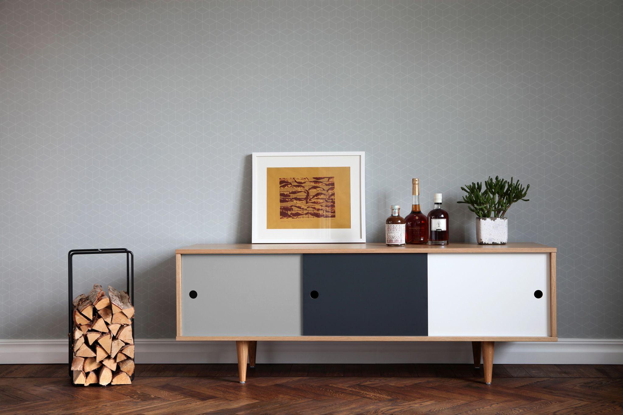 Sideboard Skandinavisches Design Retro With Images Retro