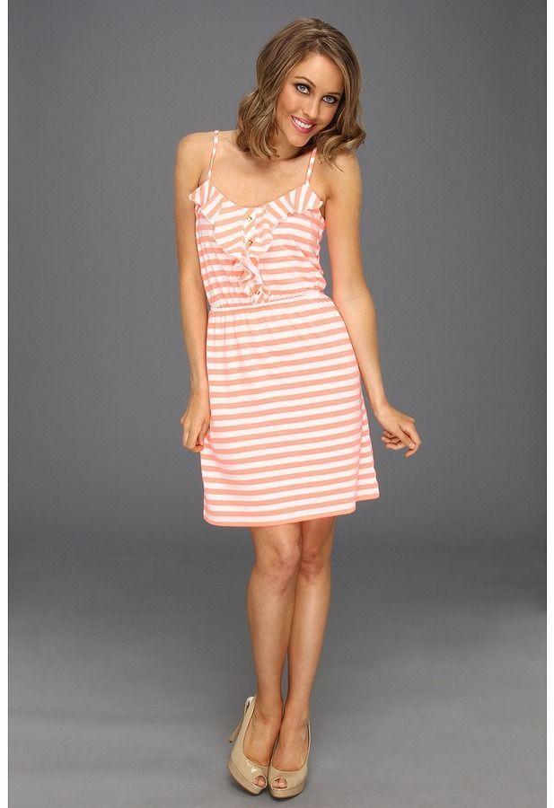 c2abee109b53a8 Lilly Pulitzer Callista Dress (Sunrise Orange) - Apparel on shopstyle.com