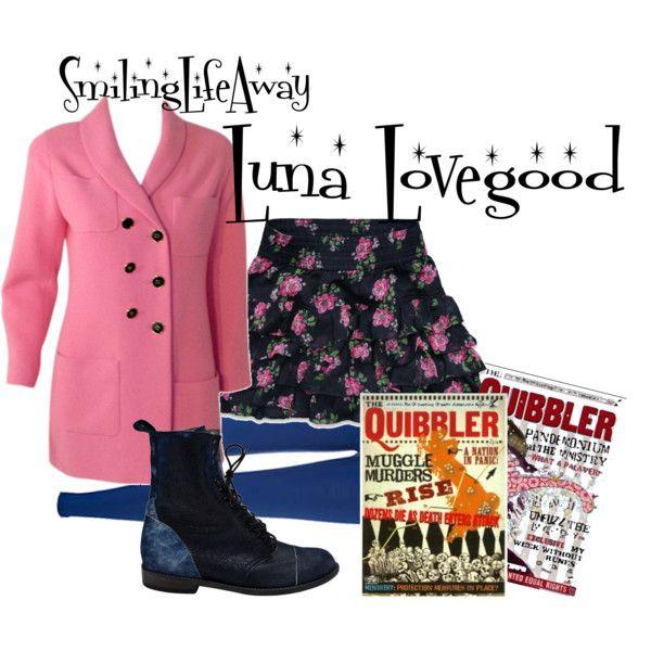 Quibbler? Luna Lovegood <3
