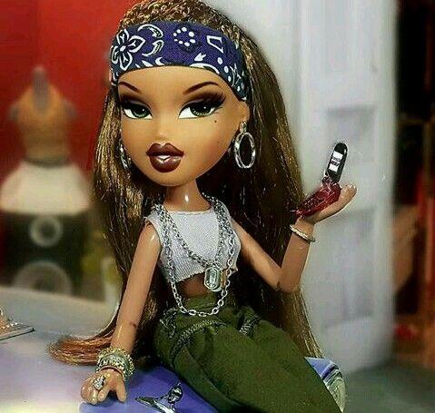 Bratz Doll Dolls Aesthetic Glam Pretty Fashion Fashion