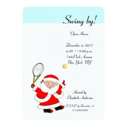 Christmas Holiday Open House Invitations Invitation ideas