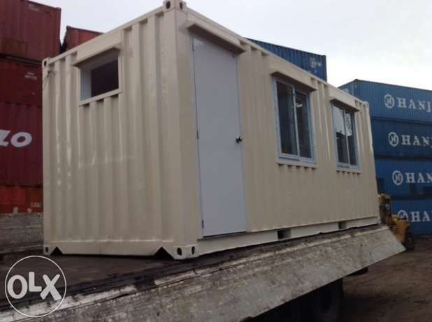 View Dry Shipping Container Vans For Sale For Sale In