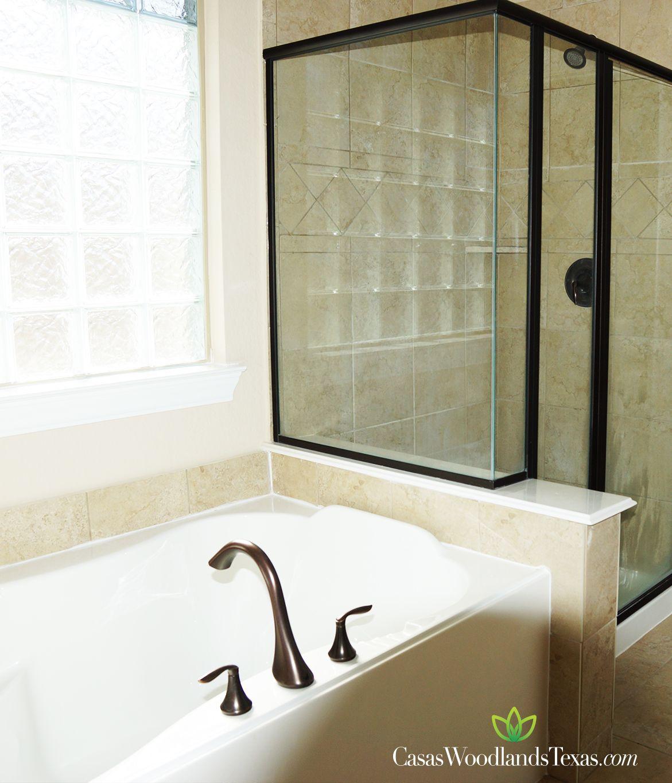 Cuenta con 3 ba os de lujo hogar jacuzzi decoraci n muebles para ba os pinterest - Banos con jacuzzi ...