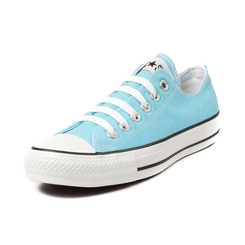 Womens Converse All Star Lo Bluefish