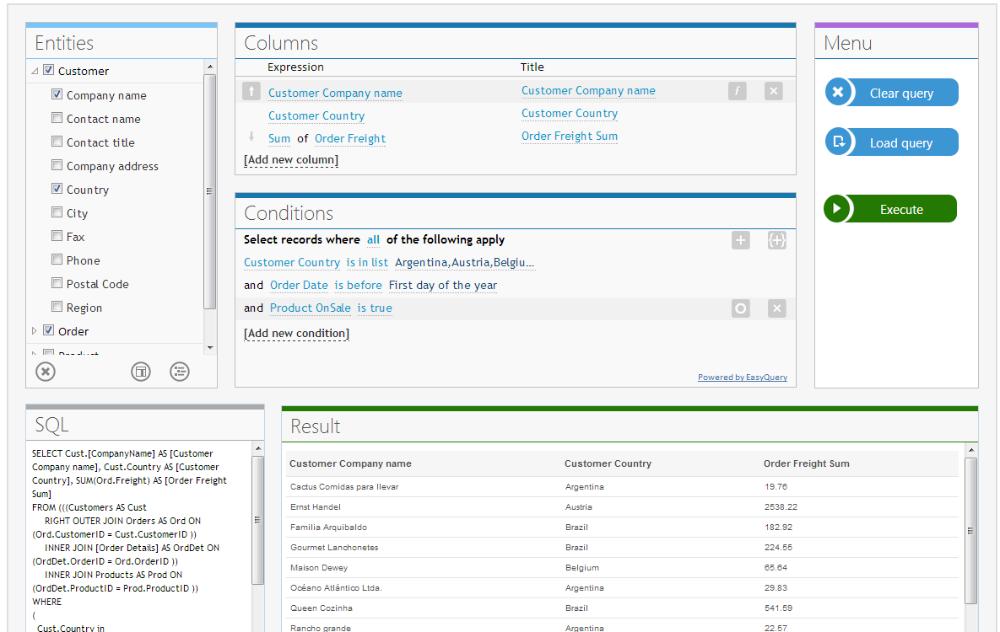 Download Korzh Easyquery Asp Net V5 4 1 Query Core Company Address