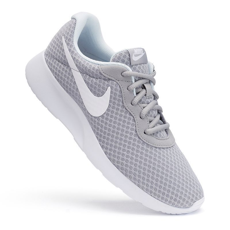 huge discount 01f77 50e5a Nike Tanjun Womens Athletic Shoes, Size 10.5, Grey (Charcoal)