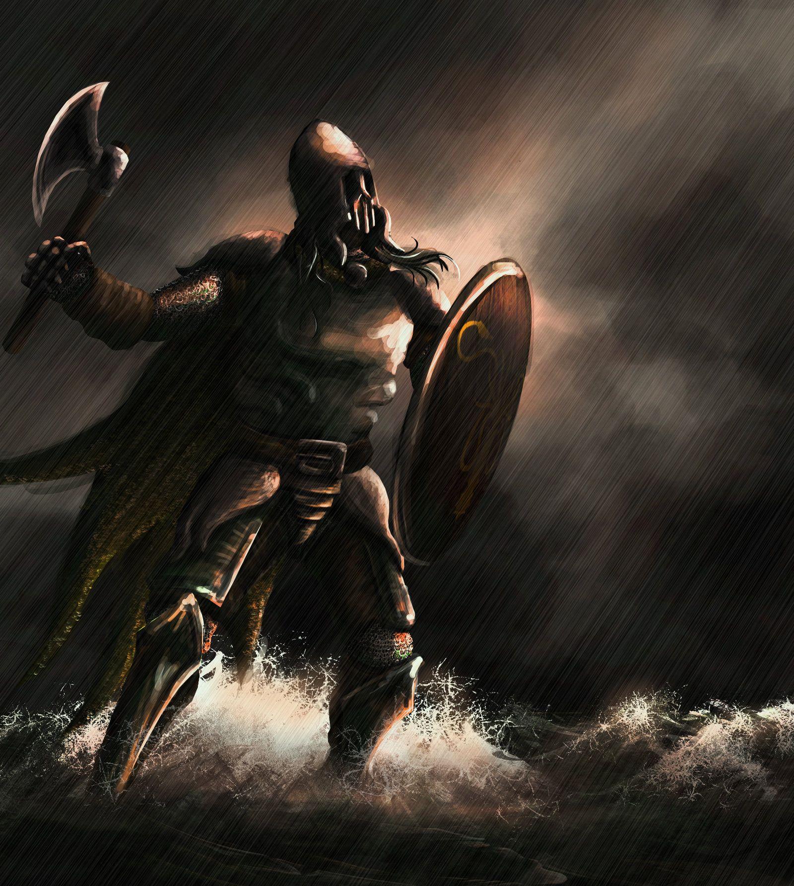 "Victarion Greyjoy ""The Iron Captain"""