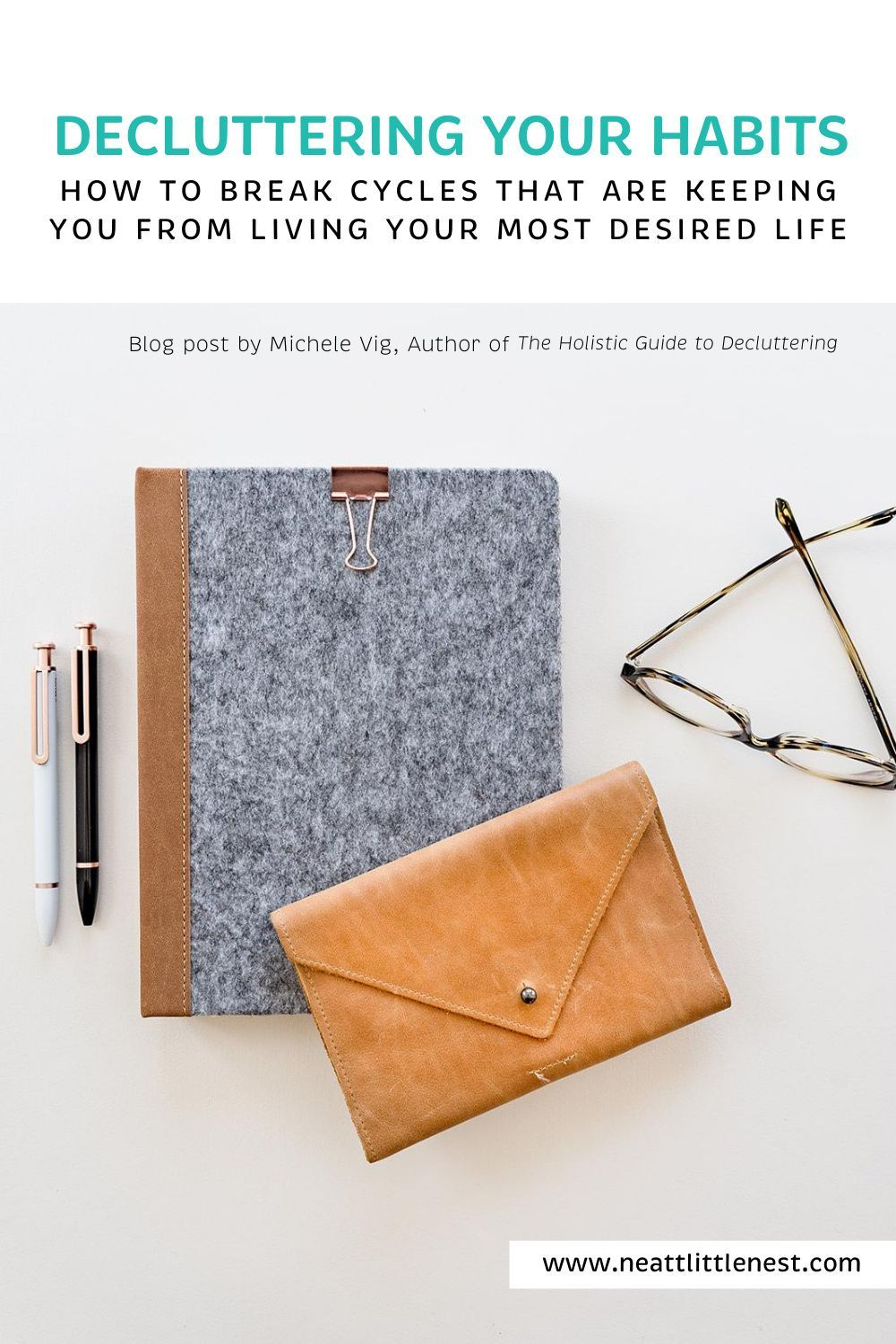 A habit is something you do on a daily, weekly or even monthly basis that you repeat again and again in a similar or identical fashion.  These habits can be physical behaviors or mental ones. #konmari #mariekondo #personaldevelopment #declutter #habits #habitjournal #growth #bossbabe