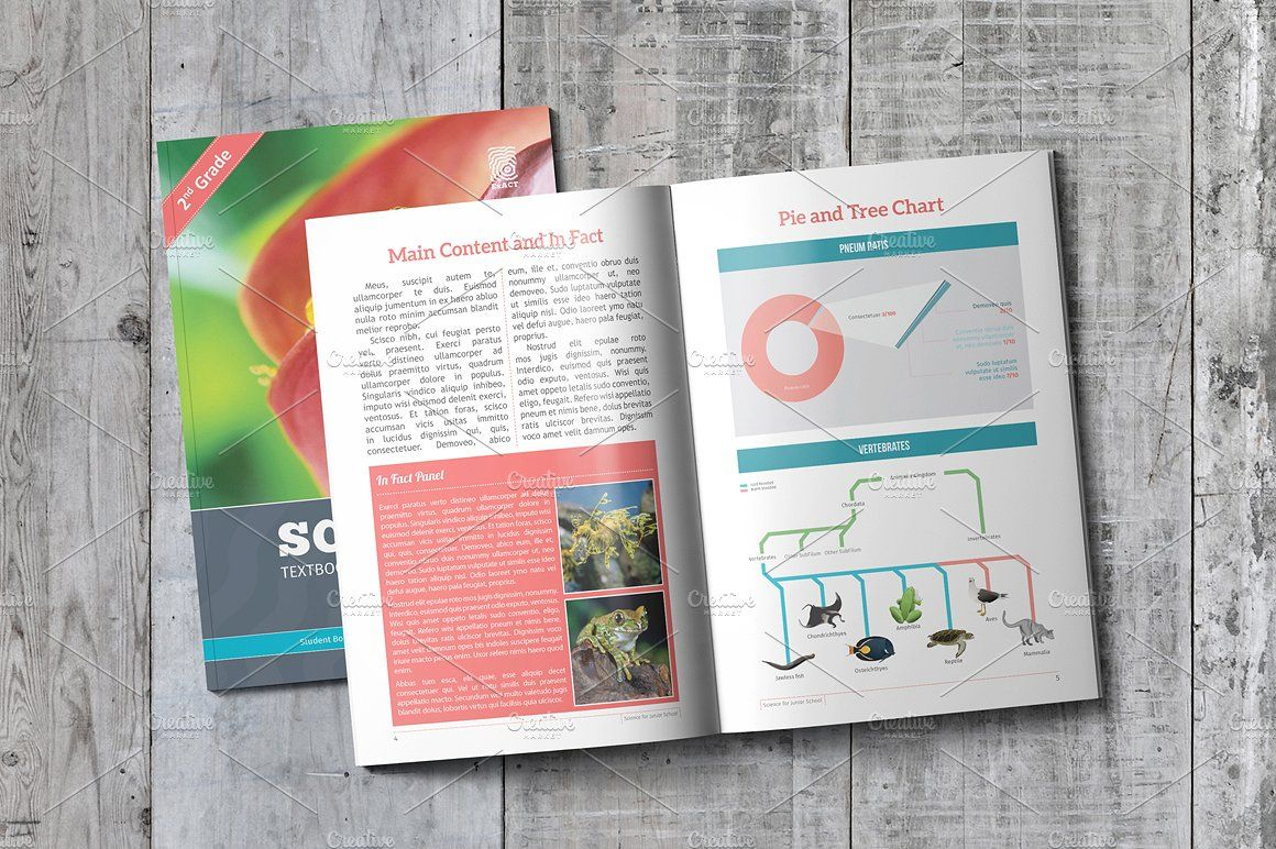 modern textbook essentials template for elementary school download here https
