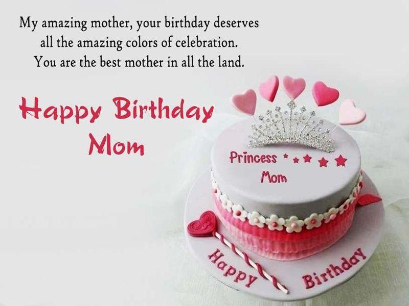 Birthday Status For Mom Happy Birthday Mother Messages Mother Birthday Quotes Happy Birthday Mother Birthday Wishes For Mother