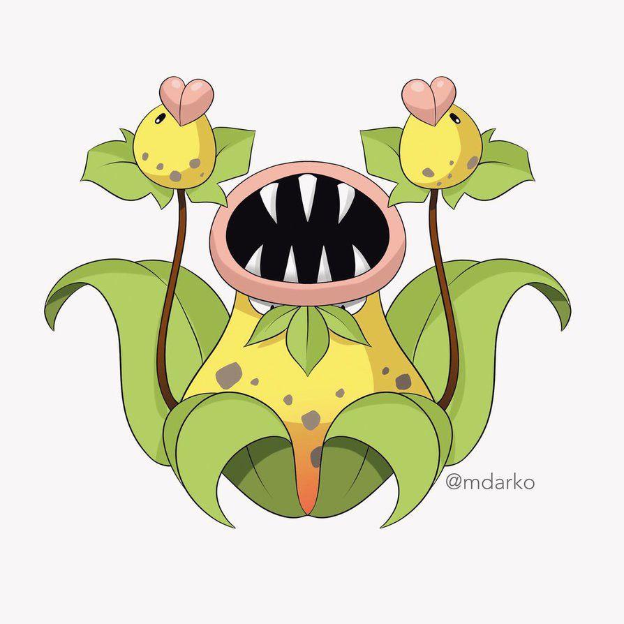 Mega Victreebel by artofmarco on DeviantArt   Pokemon ...