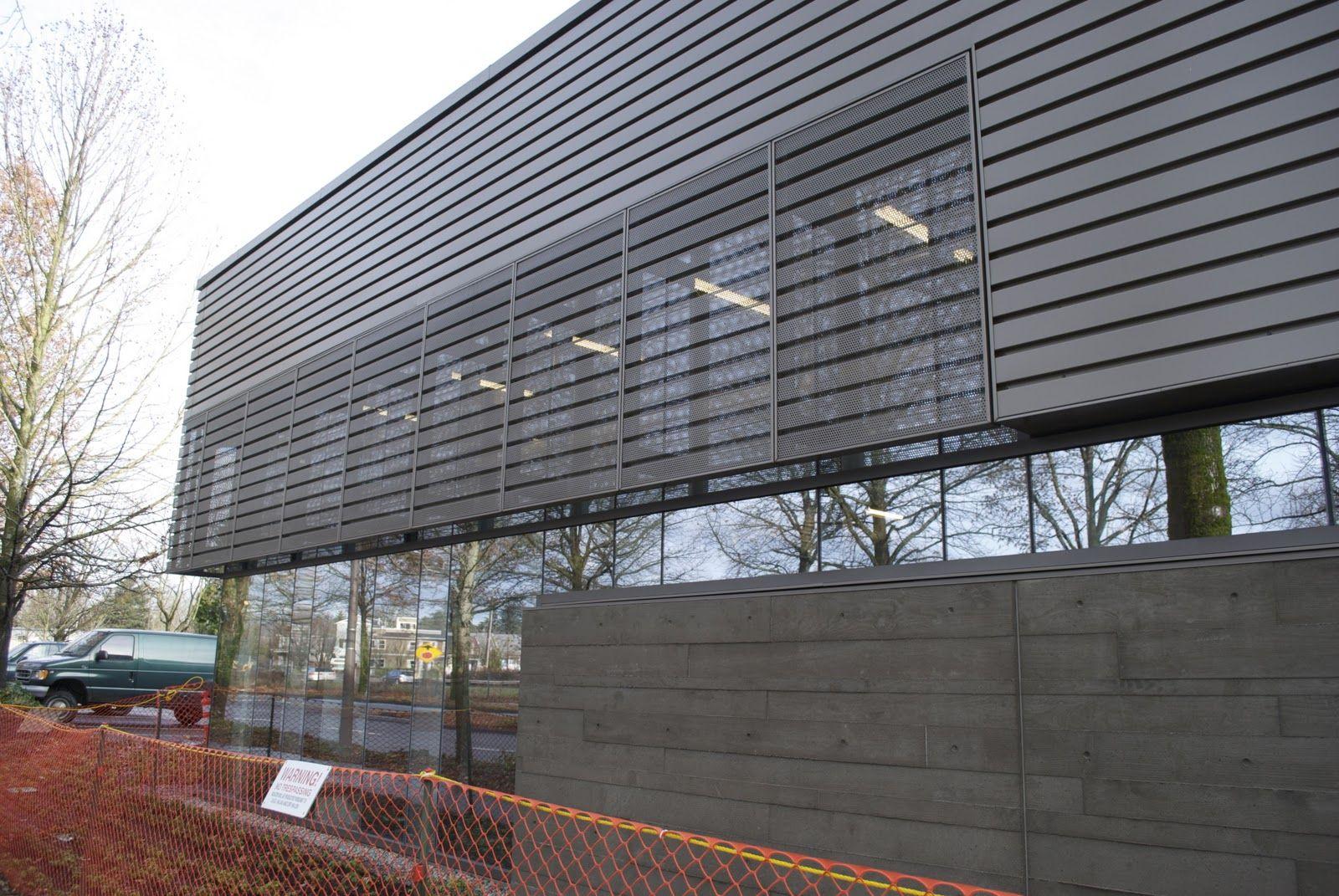 modern corrugated metal wall Google Search Steel