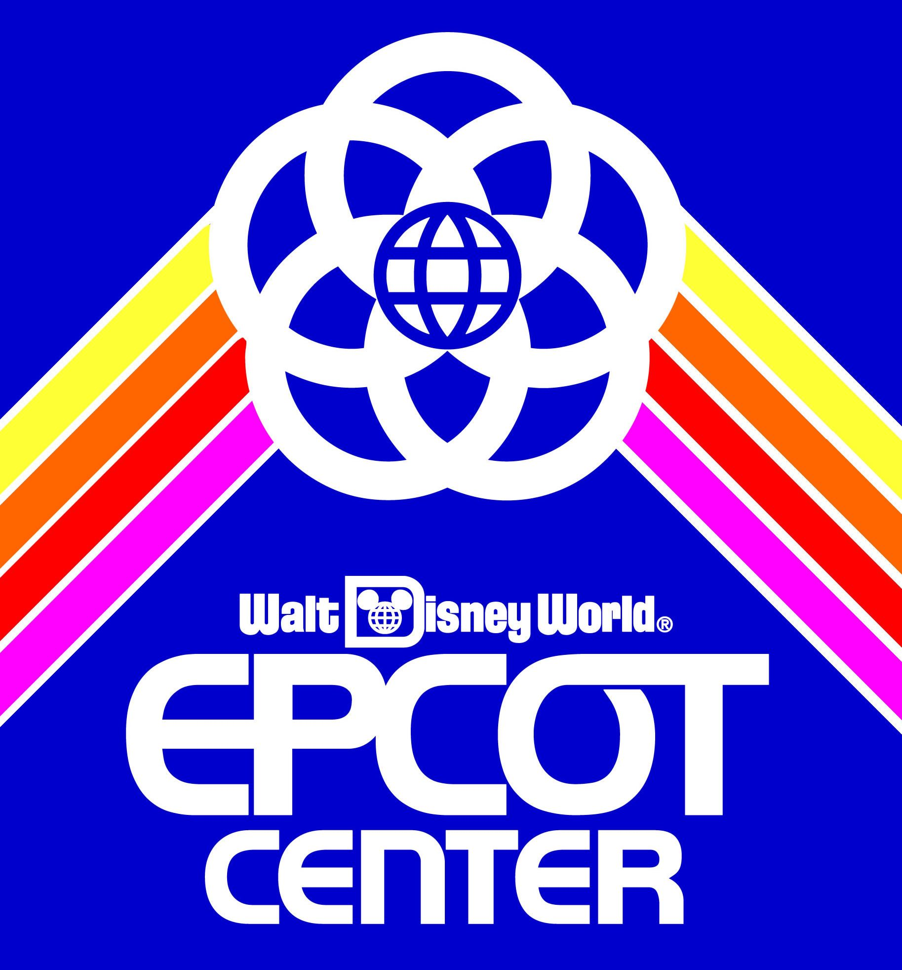 High Res Old Logo Artwork From EPCOT Center