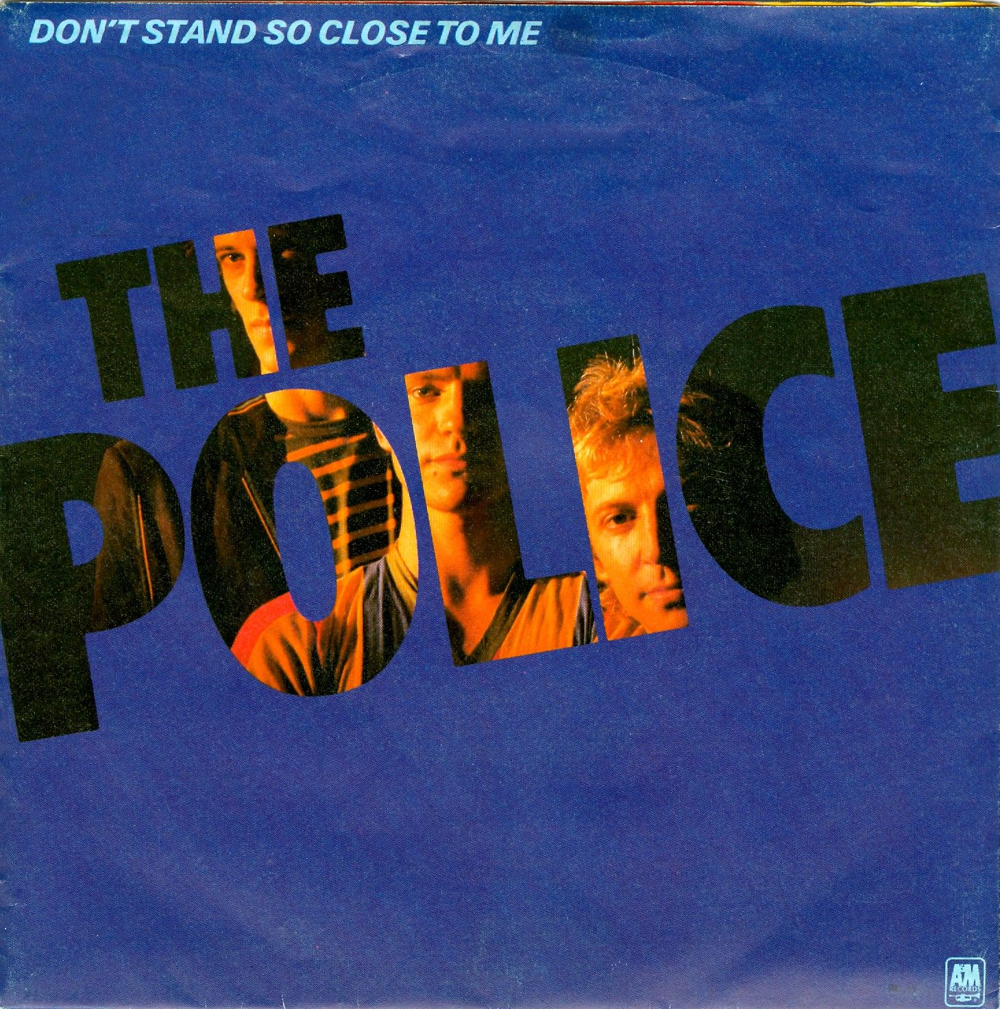 The Police Don T Stand So Close To Me All Time Favourite