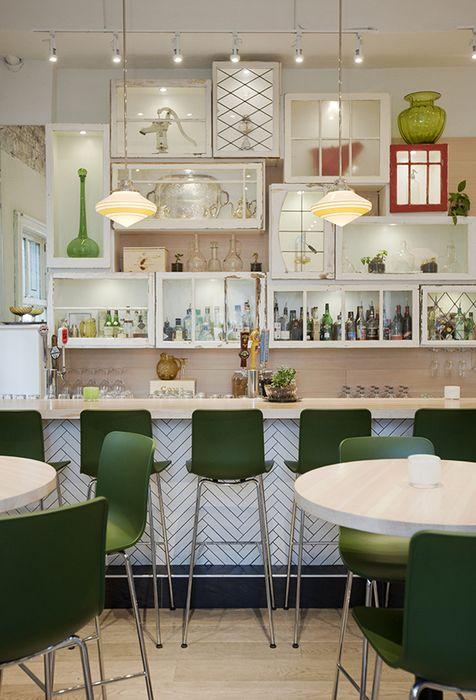 Heirloom Vegetarian Restaurant One Of The Best Vegetarian Restaurants I Ve Ever Been To Bar Design Restaurant Restaurant Interior Restaurant Interior Design