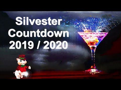 Silvester Countdown 2020/2021 - Guten Rutsch Ins Neue Jahr 2021 - Silvestergrüße 2021