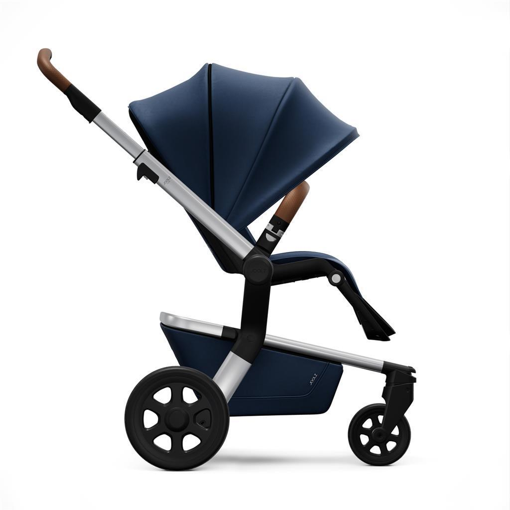 Joolz Pram Mothercare Joolz Hub Earth Chassis Seat In Parrot Blue Urban