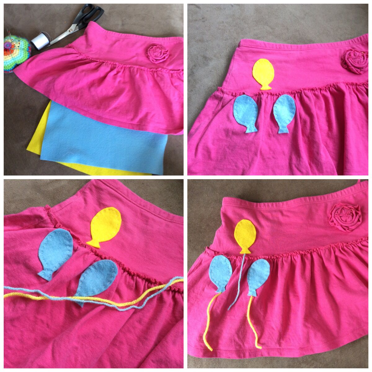 Easy Pinkie pie equestria girl cutie mark. Homemade costume, my ...