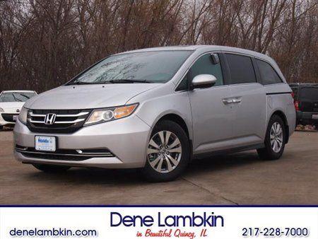 2014 Honda Odyssey Ex L Http Www Denelambkinhonda Com With