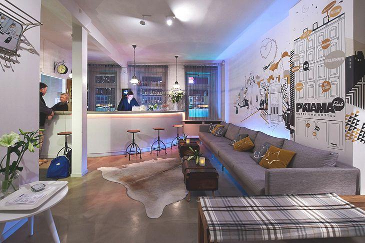 pyjama park hotel und hostel hamburg pyjama park hotel. Black Bedroom Furniture Sets. Home Design Ideas