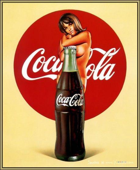 Vintage Coca Cola Advertisements | 84 Pics