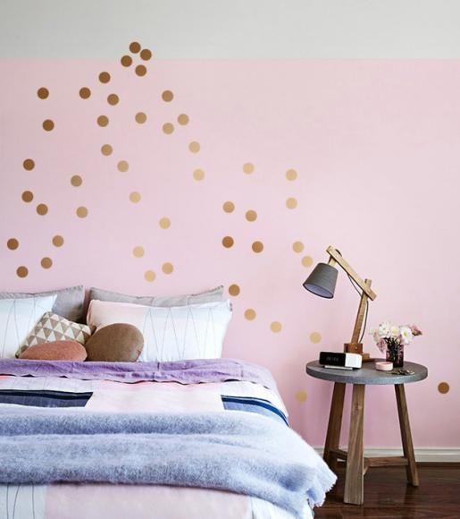 Livingathome De metallic look für ihre wände interiors future and room