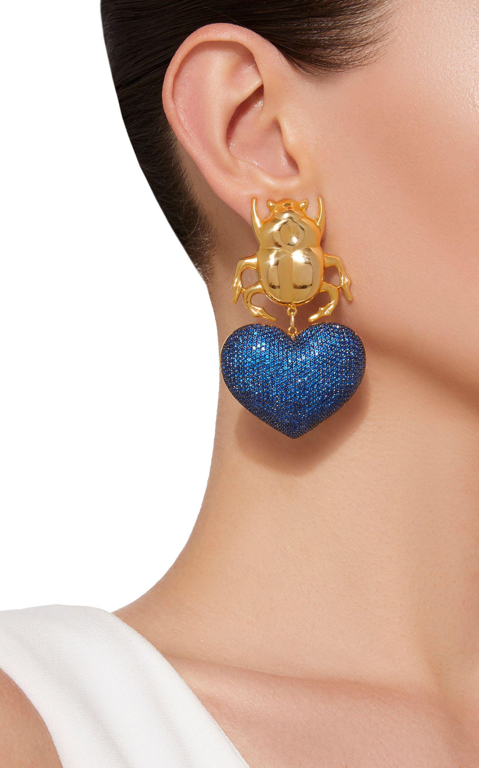e34f537ca09e5 Beetle My Love Earrings | Jewelry a Girls Best Friend | Earrings ...