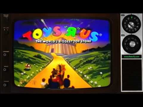 1985 Toys R Us Toys R Us Kid Jingle Old Commercials Growing Up