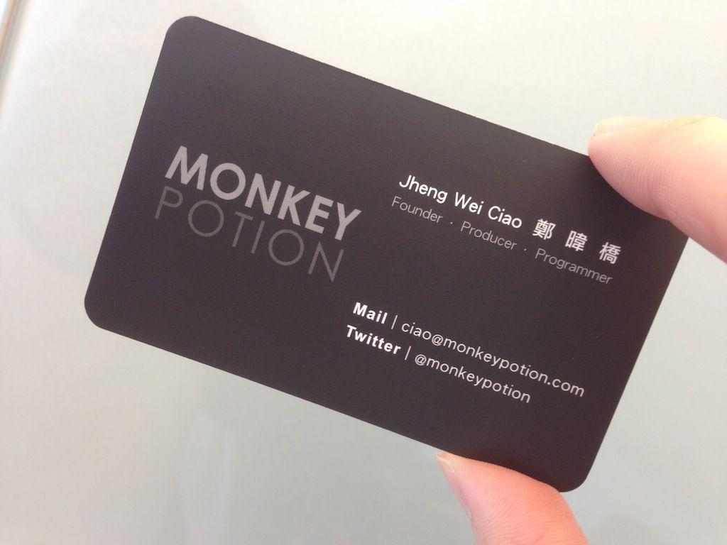Pin By Jon Gao On Video Game Pr Marketing Google Business Card Business Card Design Game Design