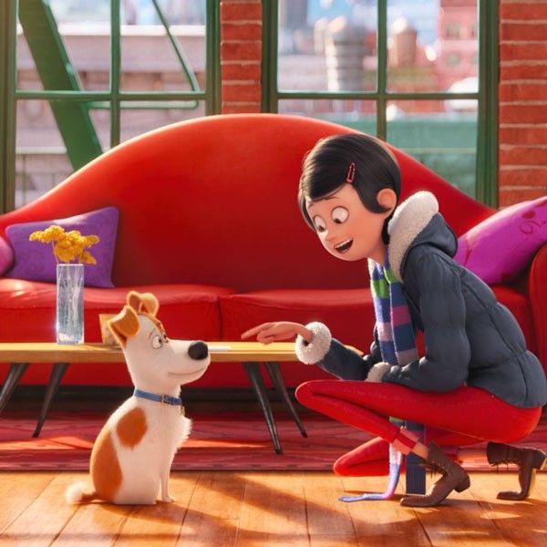 The Secret Life Of Pets In Theaters July 8 2016 Mascotas La Vida Secreta De Tus Mascotas Animal Domestico