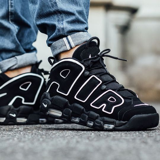 a84352aa0ba The Famous But Strange Nike Air More Uptempo Is Back on  http   SneakersCartel